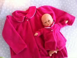 robe de chambre bébé robes de chambre pour maman et bébé récré de maman