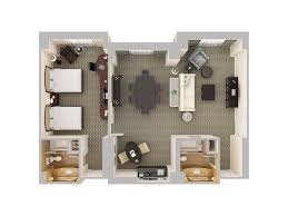 Wyndham Bonnet Creek Floor Plans orlando hilton suites near walt disney world hilton orlando