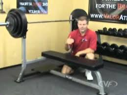 Weight Bench With Spotter Valor Bf 7 Olympic Bench With Spotter Fitness Direct Youtube