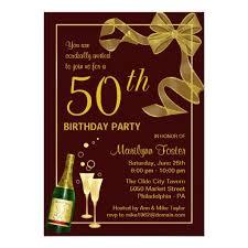 birthday invites cozy 50th birthday invitation ideas popular