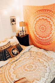 the 25 best stoner bedroom ideas on pinterest stoner room hippie trippy sunset mandala tapestry