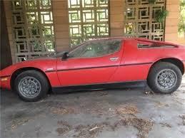 maserati merak co 1975 maserati merak ss for sale classiccars com cc 1046547