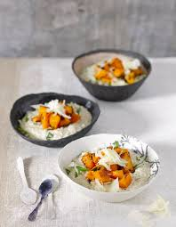 comment cuisiner les potimarrons risotto potimarron noisettes pour 4 personnes recettes à table