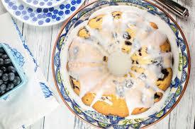 lemon blueberry bundt cake bunsen burner bakery