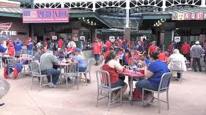 lexus texas rangers tickets arlington eats at the ballpark with the texas rangers youtube