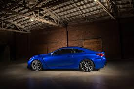 lexus high performance coupe 2015 lexus rc f coupe announced modified