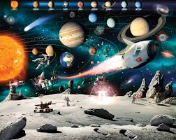 Wall Murals For Childrens Bedrooms Space Stickers For Bedroom Kids Wall Stickers Ireland