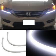 Led Drl Even Illuminating Headlight Led Drl Lights Retrofit For 13 15 Honda