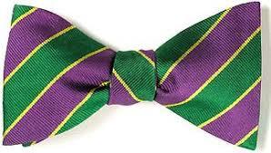 mardi gras bow mardi gras bow tie