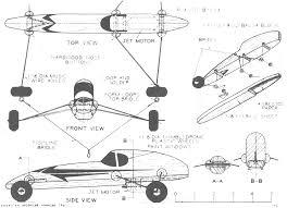 Car Plan View Jetex Org Plans Vtol Space Cars Boats