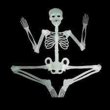 halloween skeleton decoration compare prices on plastic halloween skeletons online shopping buy