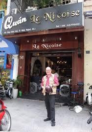 restaurant cuisine nicoise la nicoise ho chi minh city restaurant reviews phone number