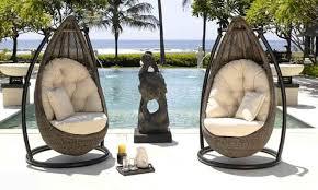 Swinging Patio Chair Backyard Garden Swing