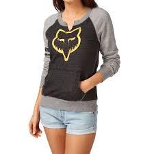 fox motocross sweatshirts fox moto x sweatshirt black free uk delivery on all orders