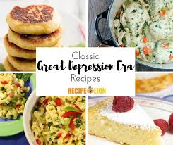 24 classic great depression era recipes recipelion