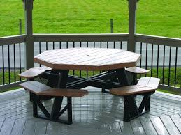 Ana White Picnic Table Octagon Picnic Table Ana White Find Your Octagon Picnic Table