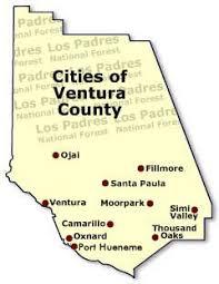 ventura county map brand development marketing services ventura county california