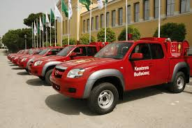 mazda bt50 35 greek communities get mazda bt 50 quick response fire units