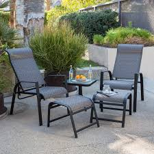 Patio Chair And Ottoman Set Patio Chair With Ottoman Set 28 Images Patio Chair With