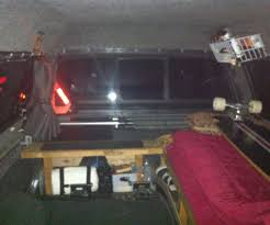 Truck Lighting Ideas by Solar Powered Lighting In Your Camper Shell