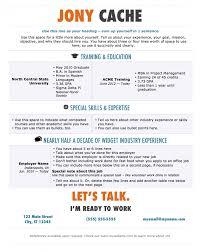 modern resume template word 2007 the best cv resume templates 50 exles design shack microsoft