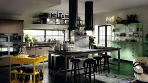 Latest Kitchen Designs 2013 Ruxe Grey Wood And Steel Doors Kicthen Design Feats Misfits Yellow