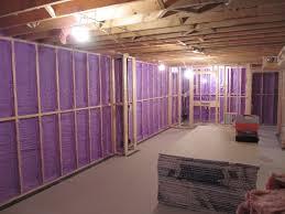 Spray Foam Insulation For Basement Walls by Aggroup Inc Orsag Basement Basf Eco 2lb Poly Spray Foam Insulation