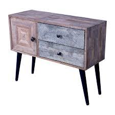 Wohnzimmerschrank Vintage The Wood Times Kommode Schrank Massiv Vintage Look Kean Teak
