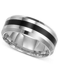 wedding band photos triton men s tungsten carbide ring comfort fit wedding band