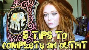 hippie style 5 tips to complete an outfit groovy hippie style youtube