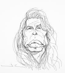 steven tyler sketch on ipad by torre68 on deviantart