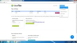 income tax efiling in india upload your form 16 to e file income