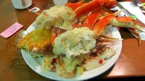 Casino With Lobster Buffet by Snow Crab Shrimp Scallops Blackened Mahi Mahi Picture Of Black