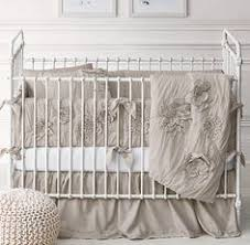 Restoration Hardware Crib Bedding Are You Kidding Me This Has Been The Only Thing That Has Made Me