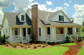 farmhouse plans with porch sand mountain house architect print coastal living