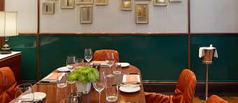 daniel boulud chef and restaurateur semi private dining room