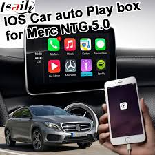 si e auto b apple ios car auto play box for mercedes ntg 5 0 a b c e gla