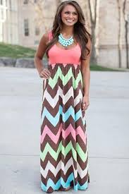 maxi dresses on sale chevron printed color block sleeveless maxi dress casual dresses