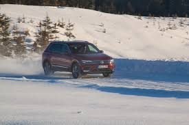 volkswagen winter 2017 volkswagen tiguan review gtspirit