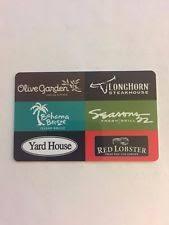 darden restaurants gift cards darden gift cards ebay