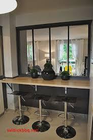 verriere coulissante pour cuisine ilot cuisine avec table coulissante pour idees de deco de cuisine