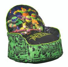 ninja turtle spirit halloween amazon com nickelodeon teenage mutant ninja turtles sofa chair
