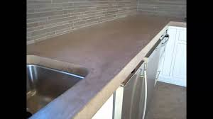 outdoor concrete countertops godley tx by solcrete llc youtube