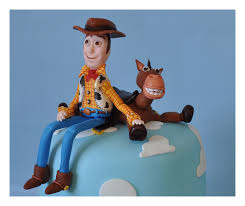 toy story woody bullseye cake cakecentral