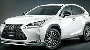 lexus nx200t price japan lexus nx gains trd styling accessories in japan