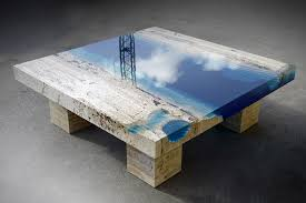 lagoon coffee table by la table hiconsumption