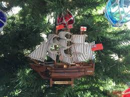 buy wooden hms bounty model ship tree ornament model