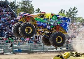 monster truck show in michigan monster truck show otsego county fair gaylord michigan