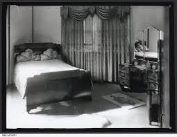 1950s bedroom a 1950s bedroom photograph state library of south australia
