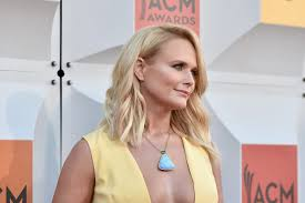 miranda lambert wins female vocalist of the year at the acm awards